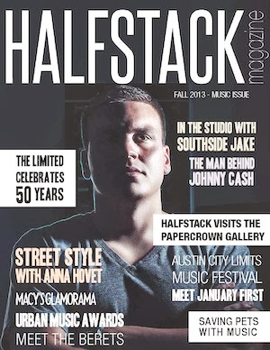 Halfstack Magazine Fall 2013