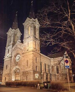 Церковь Каарли в Таллинне