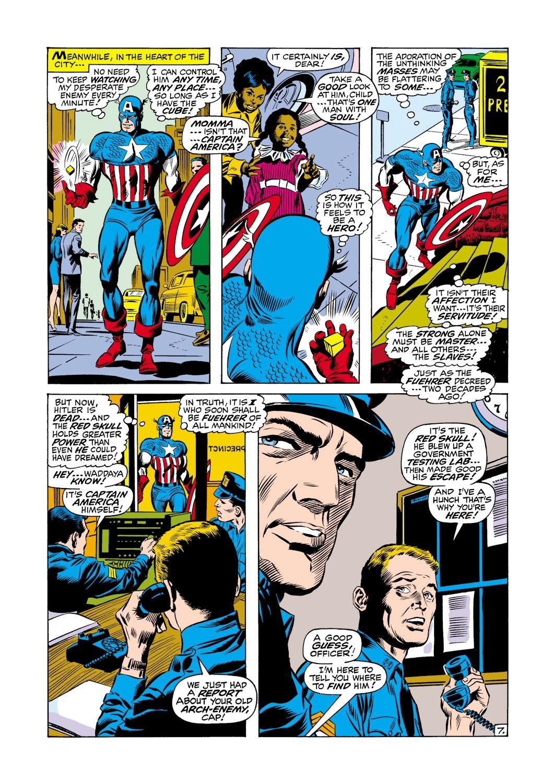 Captain America (1968) Issue #116 #30 - English 8