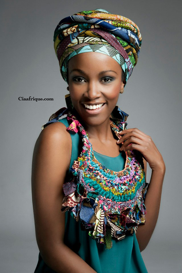 Afrocentric Accessory By French Designer Toubab Paris Ciaafrique African Fashion Beauty Style