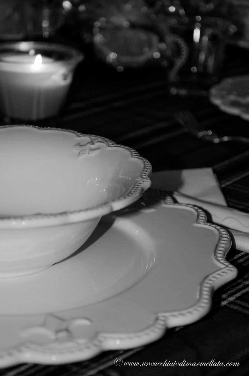 una cena speciale