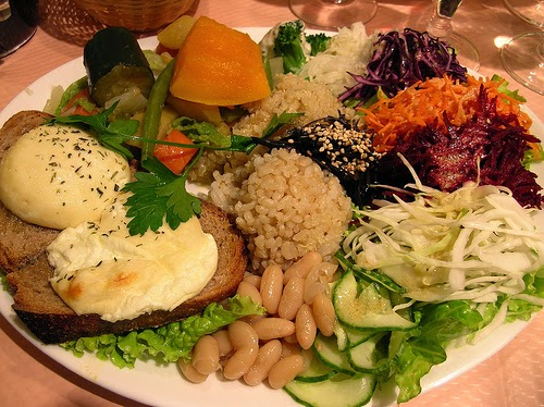 Dieta de adelgazamiento macrobiótica