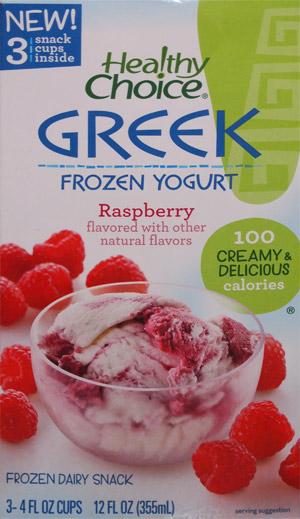 yogurt as healthy choice