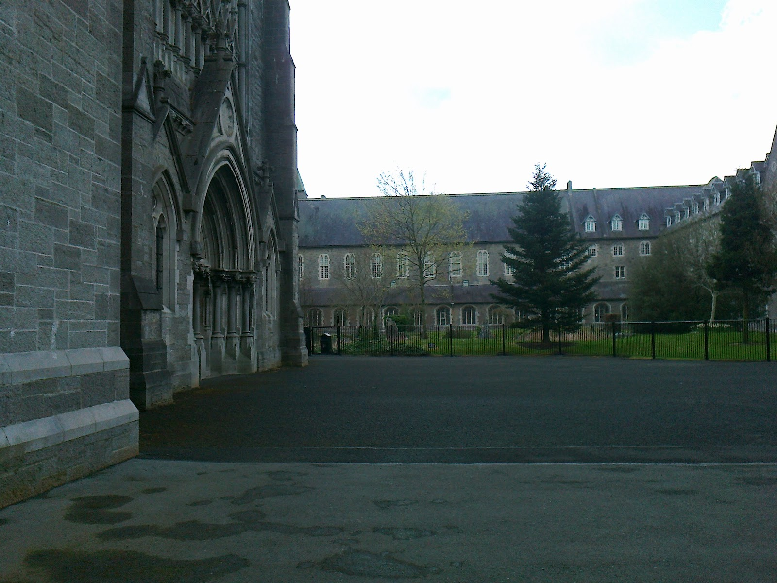 A Brief Glimpse Into The Bubble Maynooth Scenery And
