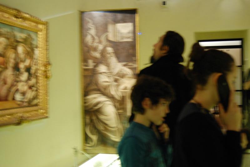 mostra palazzo fava bologna