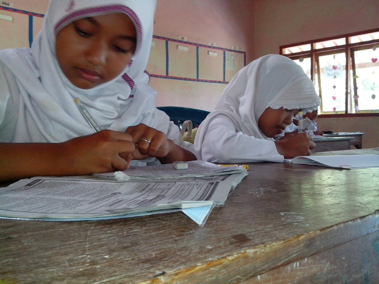 Soal Ukk Bahasa Indonesia Kelas 5 Sd Mi Mi Kalimulyo