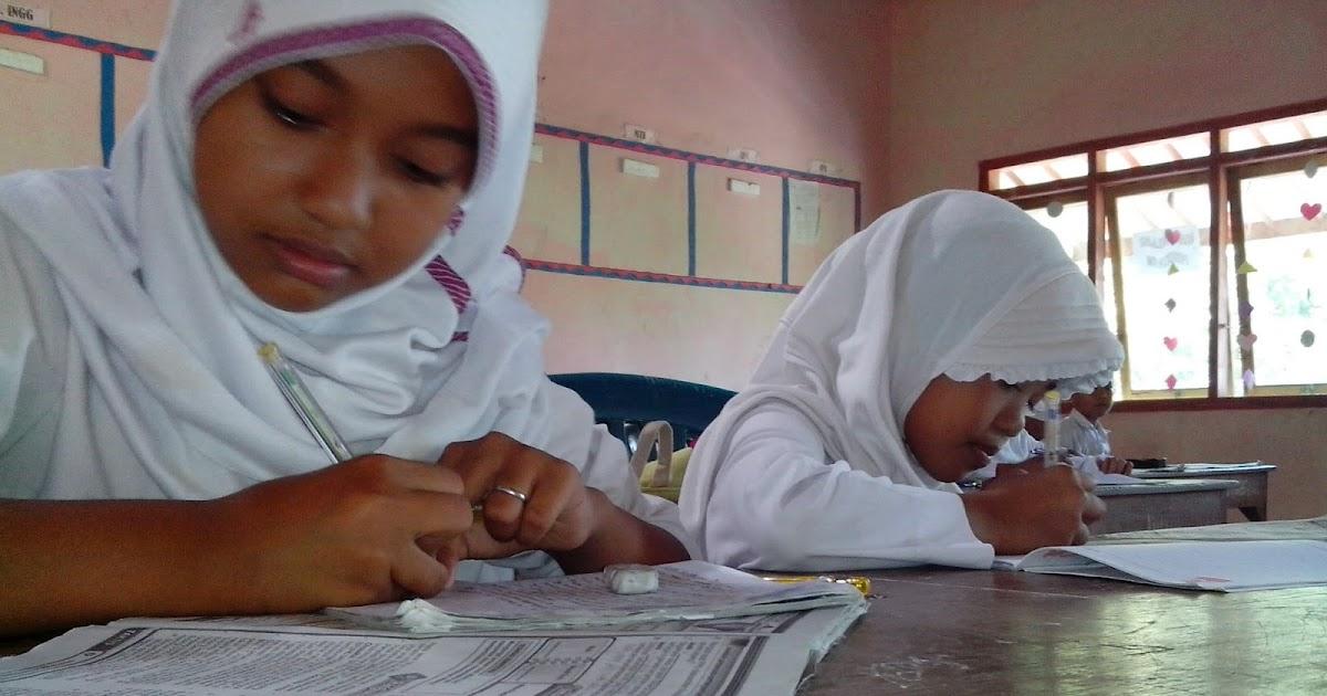 Soal Ukk Bahasa Indonesia Kelas 5 Sd Mi Mi Tarbiyatusy Syubban Kalimulyo