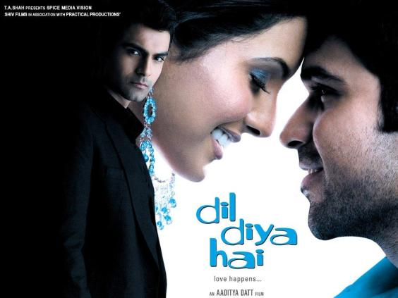 Dil Diya Hai (2006) Eng Sub – Hindi Movie DVD