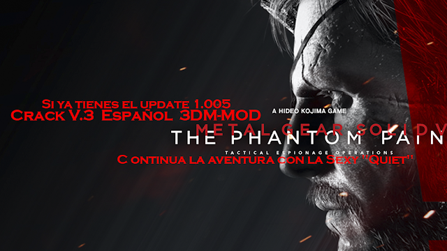 Phantom pain crack v3
