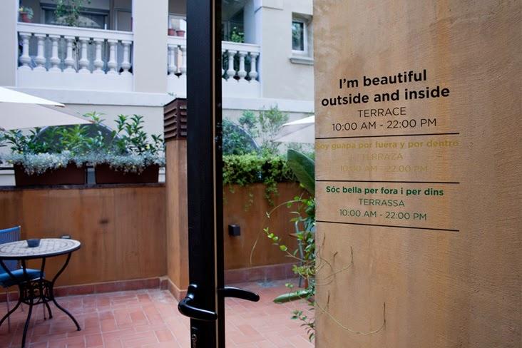 Las paredes hablan en casa bella gracia no me toques las - Casa bella gracia ...