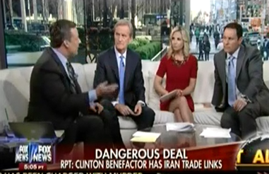"""Fox's Ed Henry Admits Anti-Clinton Author Schweizer """"Can't Connect All The Dots...There's A Lot That's Murky"""" In His Allegations"""