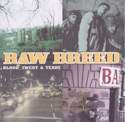Raw Breed – Blood, Sweat & Tears (CD) (1997) (FLAC + 320 kbps)