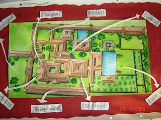 Padmanabhapuram Palace Plan