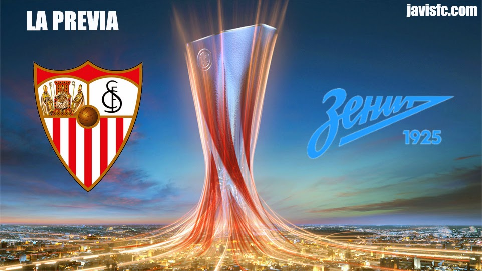 Previa Sevilla FC Vs Zenit