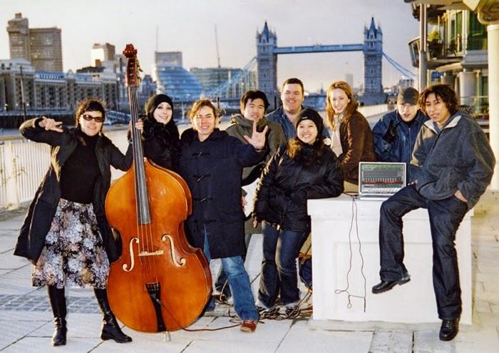 La música y Londres