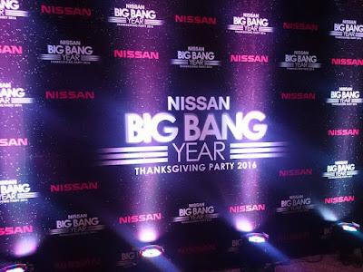 Nissan Big Bang Year: A Look Back In 2015