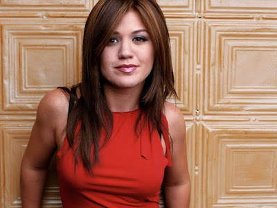 American pop Rock singer Kelly Clarkson Images