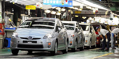 Mobil di Jepang