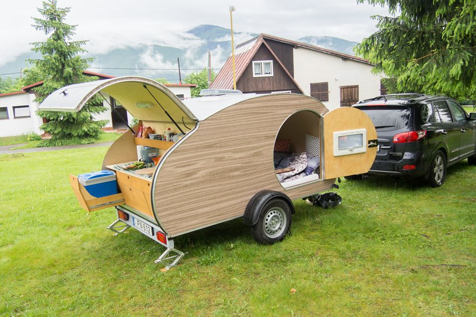 Can You Build A Teardrop Camper In An Apartment