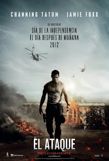 asalto al poder,el ataque,white house down