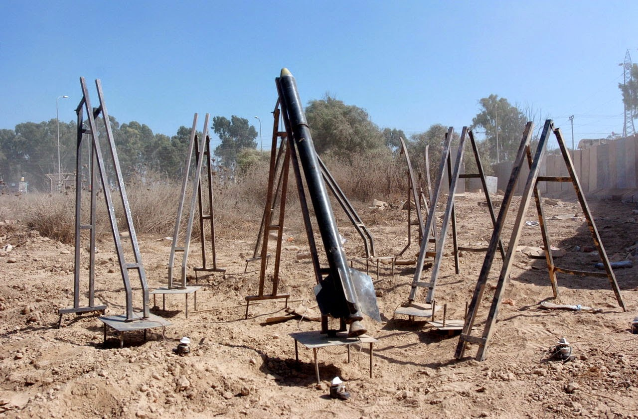 I Razzi Qassam: un'arma inefficace