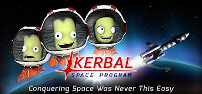 Kerbal Space Program anunciado para ONE 1