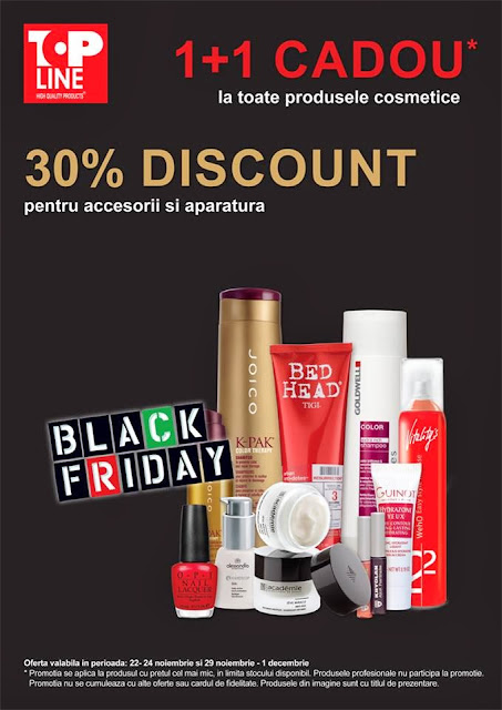 topline black friday