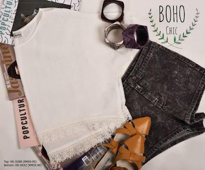 Kitschen Fashion Boho Combination