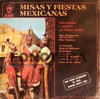 MISAS Y FIESTAS MEXICANAS