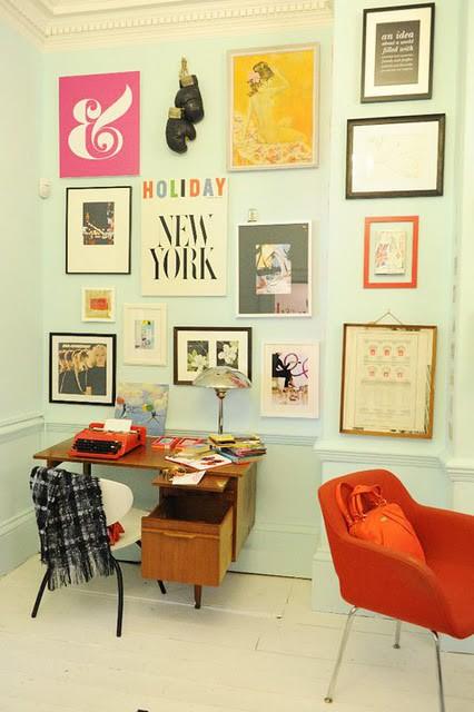 Ellie loves...: {Thursday Home Loves} Wall Decor