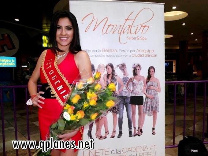 Elección Miss Fotogénica Arequipa 2013