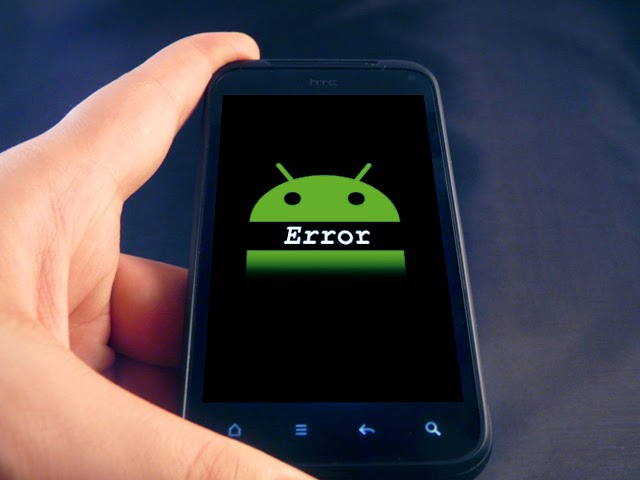 Cara Mengatasi Layar LCD HP Android Blank Putih