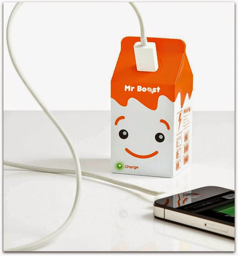 Portable Charger Mr Boost
