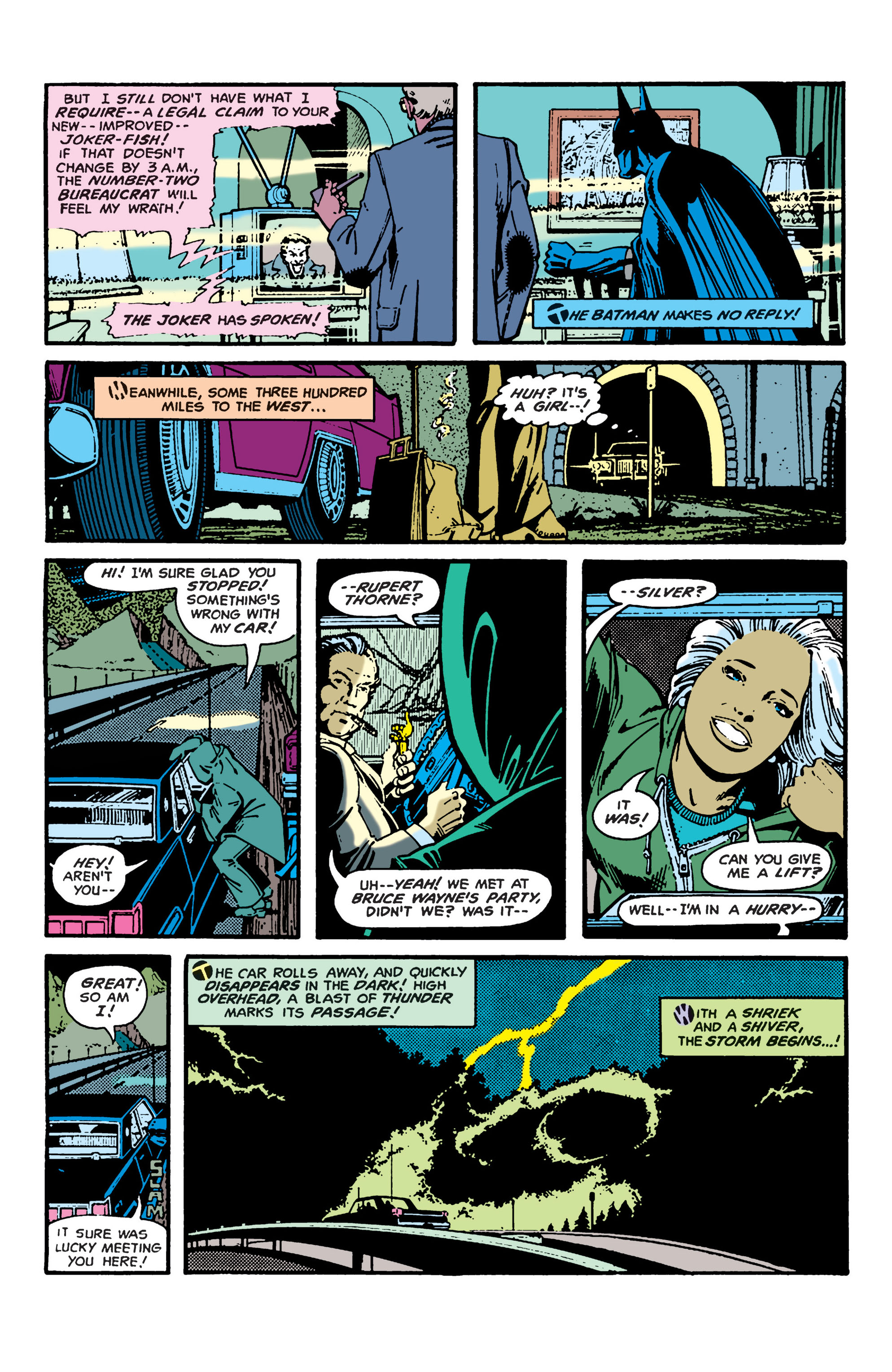 Detective Comics (1937) Issue #475 Page 18