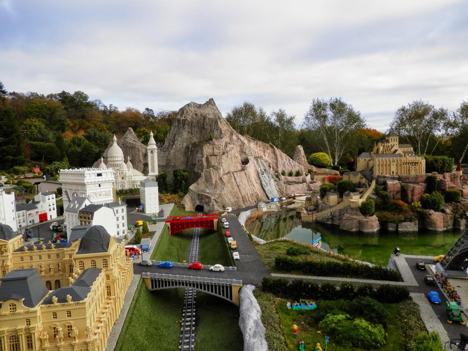 Legoland Miniland secondhandsusie.blogspot.co.uk