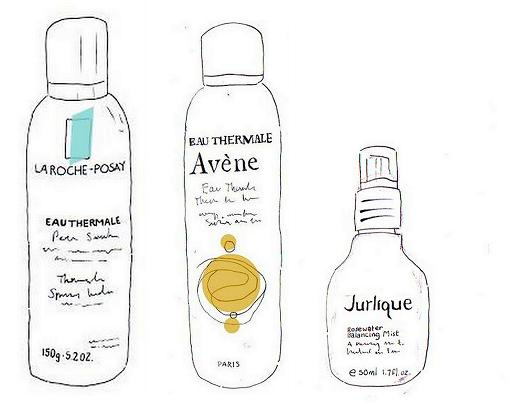 favourite facial mists