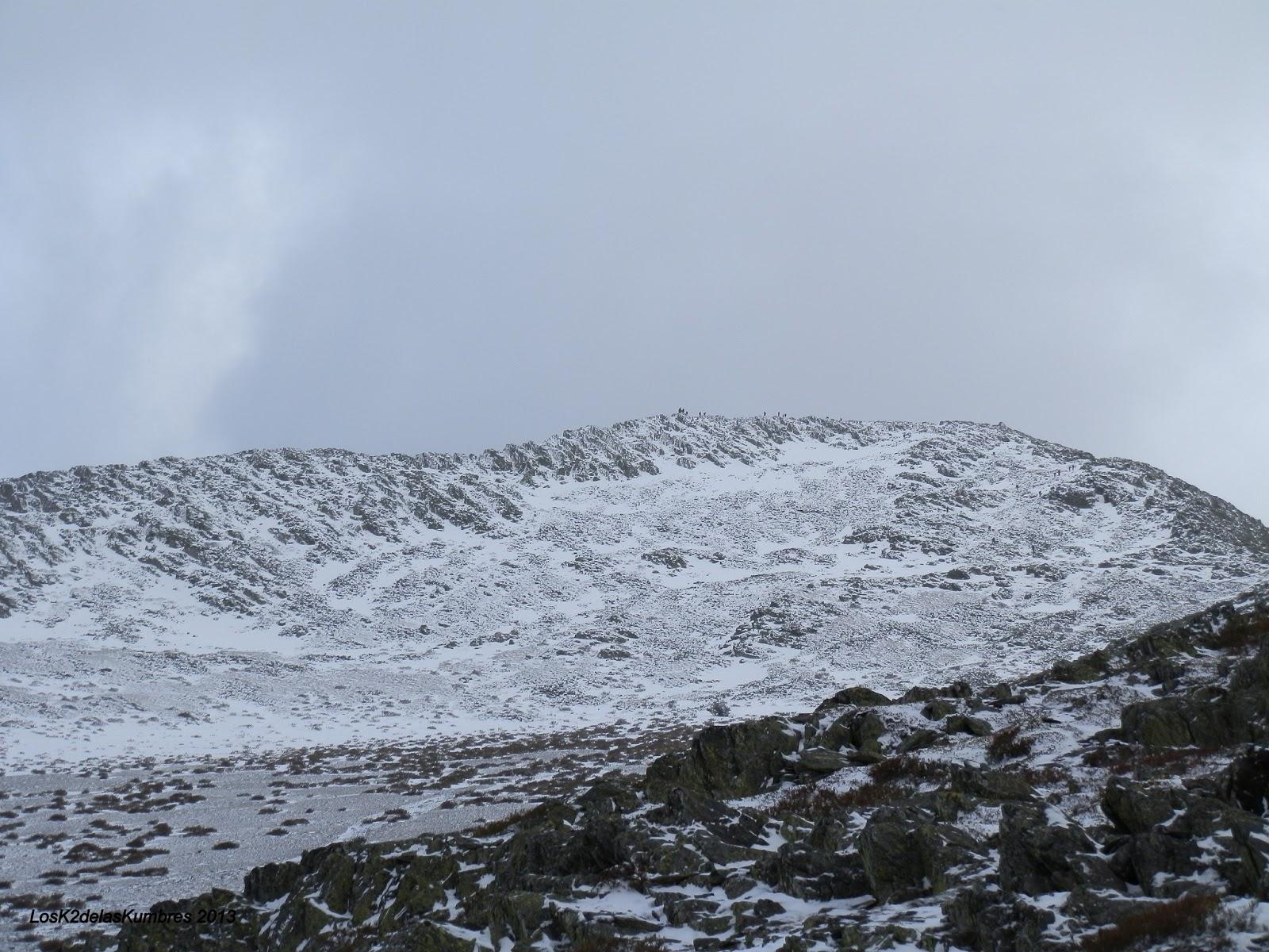 cumbre del Ocejon, Sierra de Ocejon, Sierra de Ayllon