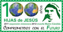 AÑO JUBILAR HIJAS DE JESÚS 2011/2012