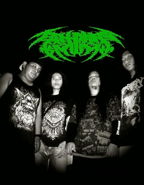Kandang Kawat Band Death Metal Bekasi Foto Logo Wallpaper