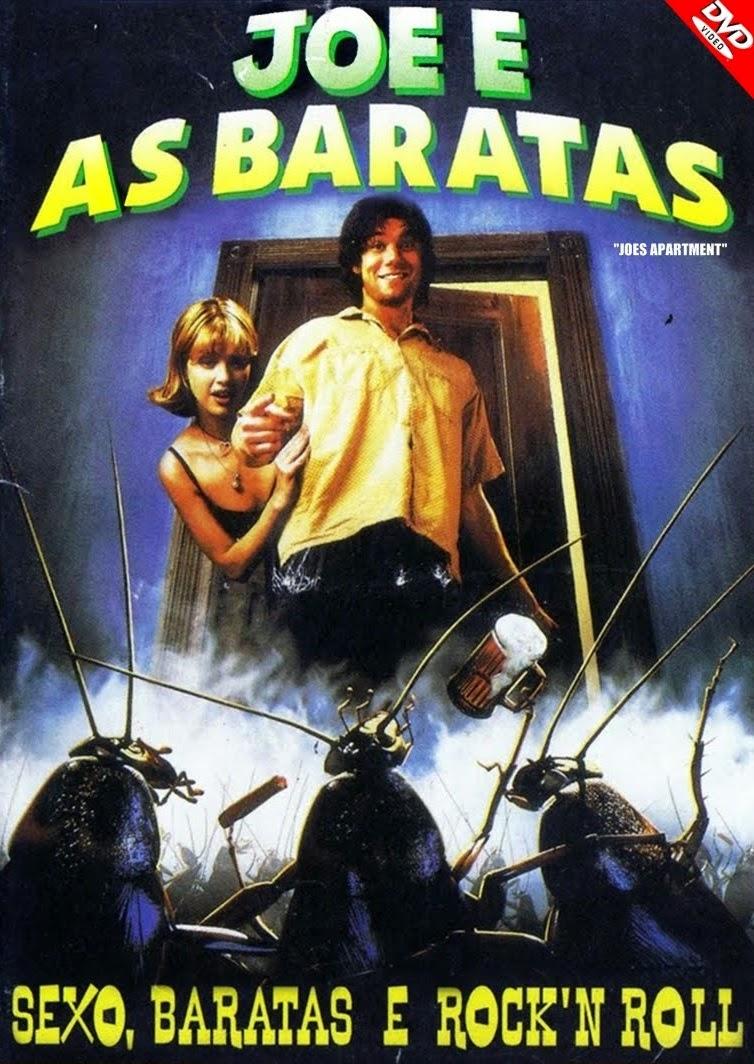 Joe e as Baratas – Dublado (1996)