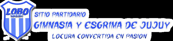 LOBO MANIA - Gimnasia y Esgrima de Jujuy