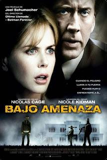 Bajo amenaza (2012)