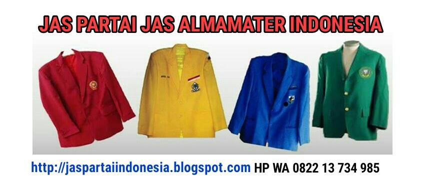 JAKET ALMAMATER INDONESIA