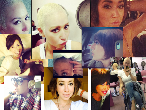 In Defense of the Selfie: Chronicling my Cancer One Duckface at a Time
