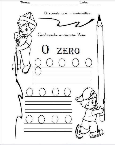 ATIVIDADES COM NUMERAIS - NÚMEROS PARA COBRIR E COLORIR NUMEROS+1+A+10+COBRIR+E+COLORIR+N+0