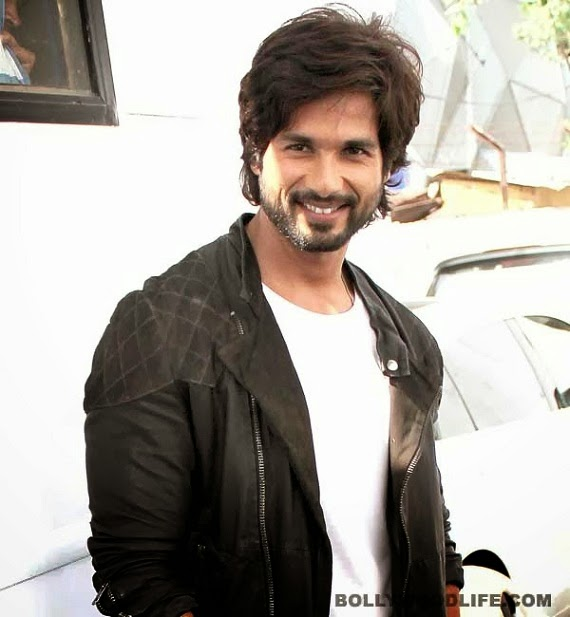 Shahid Kapoors New Look and Hairstyle Fashion