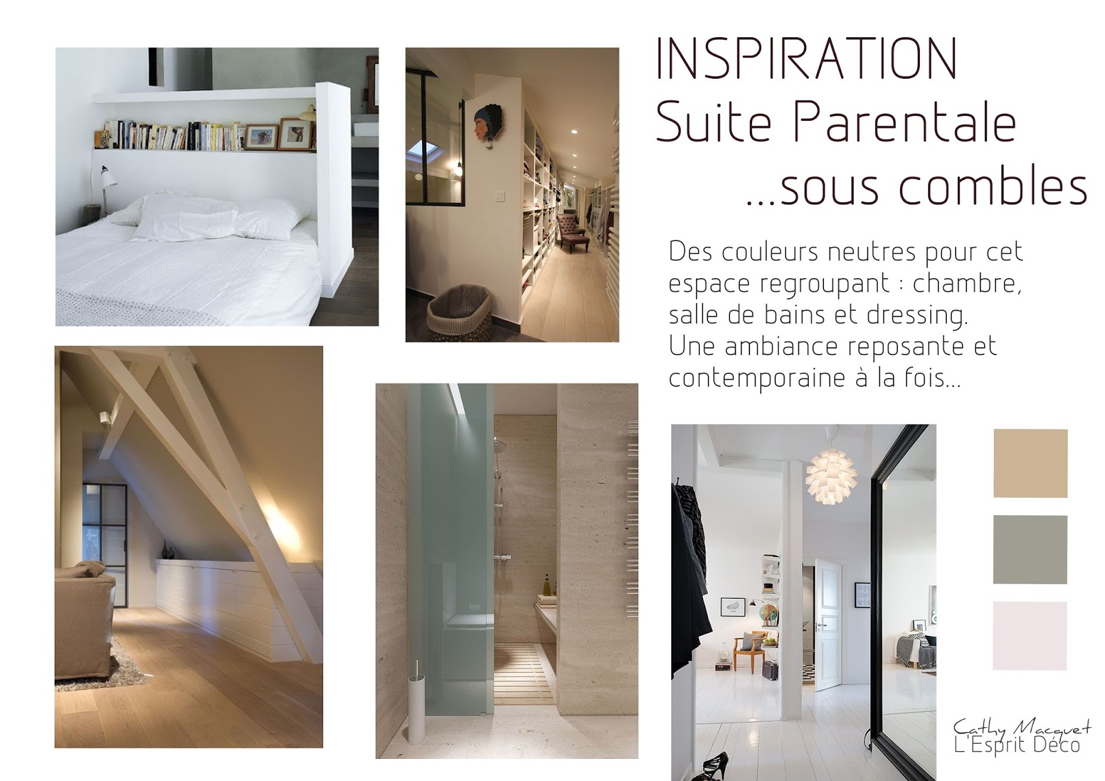 #866845 Indogate.com Suite Parentale Avec Salle De Bain Et  3301 suite parentale esprit zen 1600x1131 px @ aertt.com