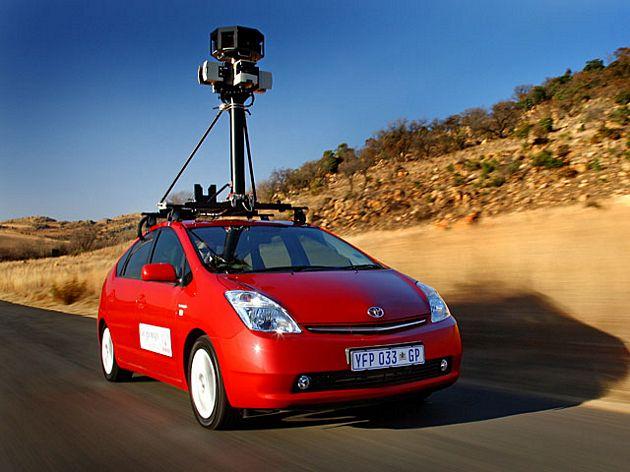 Mobil Tanpa Pengemudi Paten Buatan Google