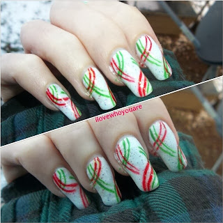 inspired by Nails Of Promise on youtube