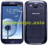 Fitur Samsung Galaxy S III I9300